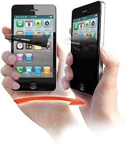 "Cellular Line SP IPhone 4G Privacy - Protector de pantalla (Teléfono móvil/smartphone, De plástico, Apple iPhone, 7,62 cm (3""))"