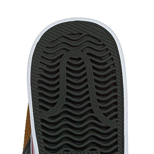 Adidas mesa-core black-scarlet