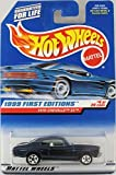 Hot Wheels '70 Chevy Chevelle SS 1999 First Editions Blue 1970 Chevelle SS 1:64 Scale Collectible Die Cast Metal Toy Car Model #4/26