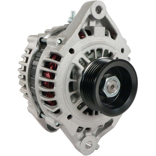 DB Electrical AHI0087 New Alternator For Nissan 1.8L 1.8 Sentra 02 03 04 05 06 2002 2003 2004 2005 2006 334-1463 LR180-769 LR180-769B LR180-769F 13937 23100-4Z400 23100-4Z40B 1-2995-01HI