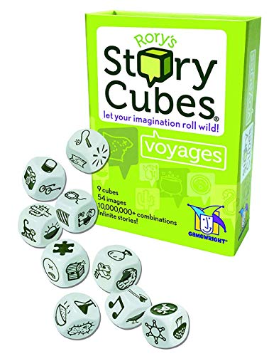 Rory's Story Cubes - Voyages - Enchanted Cube