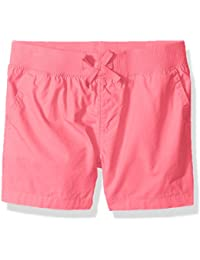 The Children's Place Girls' Solid Ribbed Waistband Short