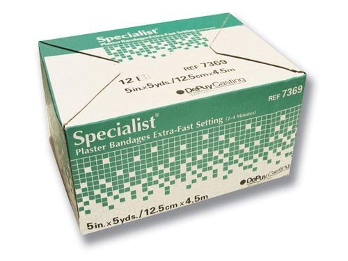 `Specialist Plaster Bandages X-Fast Setting 2