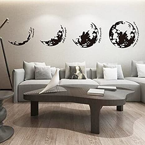 wall sticker Divano sfondo Adesivi murali Adesivi decorativi per ...