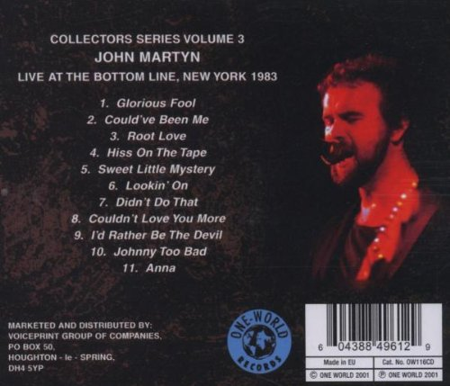Live at the Bottom Line 1983