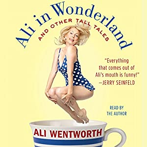 Ali in Wonderland Audiobook