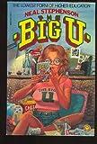 The Big U, Neal Stephenson, 0394723627