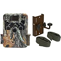 Browning Trail Cameras Strike Force 850 HD Video 16MP Game Camera + Tree Mount