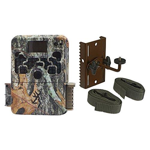 Browning Trail Cameras Strike Force Elite 10MP Game Camera + Gimbal Tree Mount Elite Tree