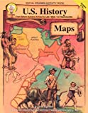 img - for U.S. History Maps, Grades 5-8 book / textbook / text book