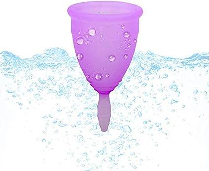 ZDNALS Copa Menstrual | Copas de período Reutilizables, Juego ...