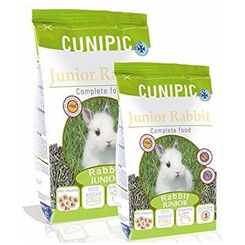 Cunipic conejo Junior comida para conejo: Amazon.es: Productos para mascotas
