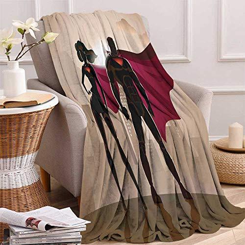 Tangled Couple Costumes - maisi Superhero Custom Design Cozy Flannel