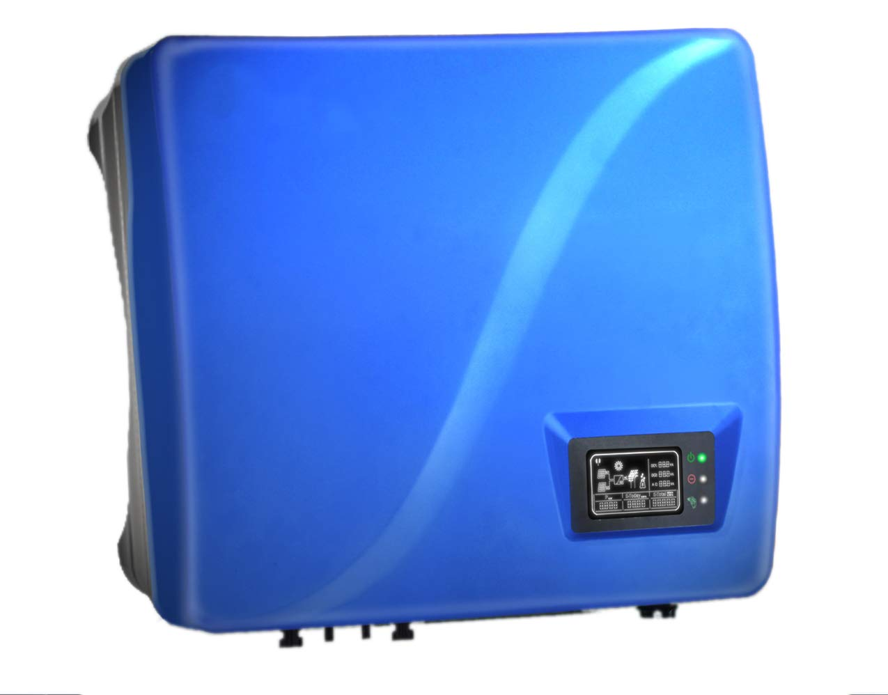 Tumo-Int 5000W MPPT Solar Grid-Tie Inverter Power Limiter with Wi-Fi Ethernet Communication