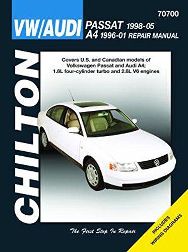 513GohJRIgL amazon com chilton 70700 audi a4 & volkswagen passat repair manual