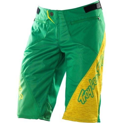 Troy Lee Designs Sprint Gentlemen green (Size: 32) Bike Shorts