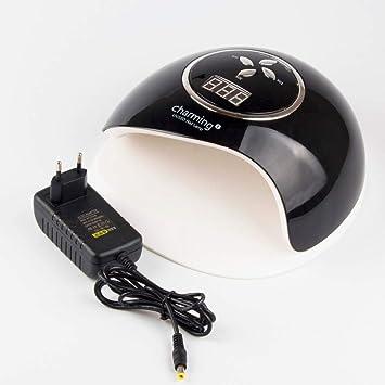 Lámpara Para Uñas 60W F8 Uv Lámpara De Hielo Para El Secador ...