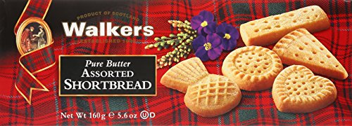 Walkers Shortbread Assorted Shortbread, 5.6 Ounce Box