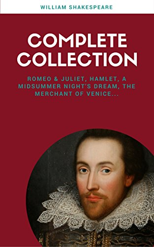 - The Complete Works of William Shakespeare (37 plays, 160 sonnets and 5 Poetry Books With Active Table of Contents) (Lecture Club Classics)