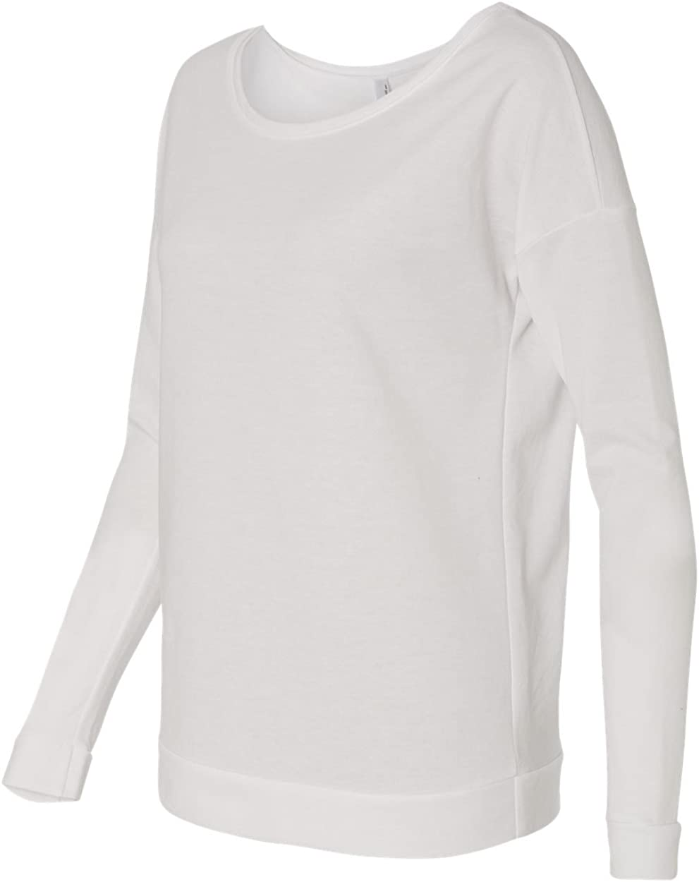 Next Level The Terry Long-Sleeve Scoop
