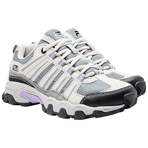 Fila Day Hiker Trail Cream/Grey/Lilac 8