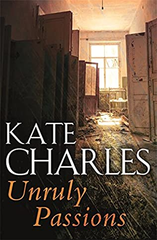 book cover of Unruly Passions