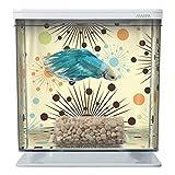 Marina Betta Aquarium Starter Kit, Boy Fireworks