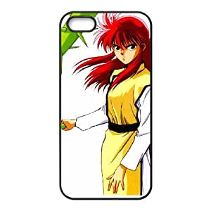 YuYu Hakusho iPhone 4 4s Cell Phone Case Black&Phone Accessory STC_183940