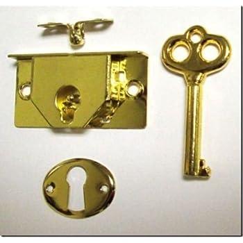 Half Mortise Small Box Locks Cabinet And Furniture Locks