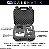 CASEMATIX Hard Case Compatible with Oculus Quest 2