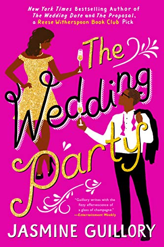 The Wedding Party - Jasmie Guillory