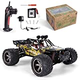 GPTOYS RC Car S916 26Mph RC Truck,Remote Control Car 1/12 Scale 2.4 GHz 2WD Waterproof Off-Road Monster Car-Best Gift for Kids and Adults (New Version)