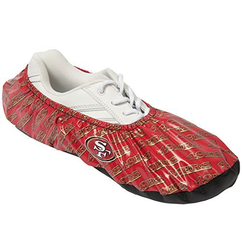 KR Strikeforce NFL Shoe Covers San Francisco 49Ers, Multi by KR