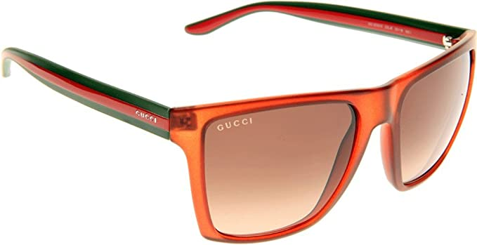 675d3bc3205 Image Unavailable. Image not available for. Colour  Gucci Women s 3535  Brick   Green   Red ...