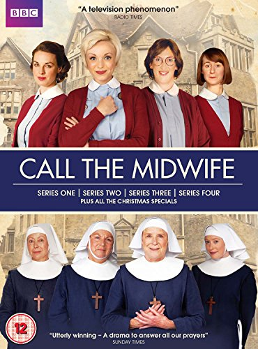 Call the Midwife (Series 1-4) - 13-DVD Box Set ( Call the Mid wife - Series One, Two, Three & Four ) [ NON-USA FORMAT, PAL, Reg.2.4 Import - United Kingdom ] (Call The Midwife Series 4)