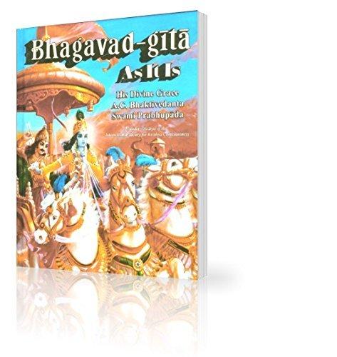 Mini Pocket Size Bhagavad Gita - Original Macmillan 1972 (His Pocket)