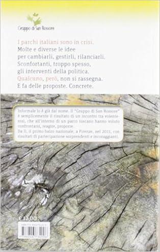 Per il rilancio dei parchi: Gruppo San Rossore: 9788846734006