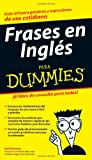 img - for Frases en Ingles para Dummies (Spanish Edition) book / textbook / text book