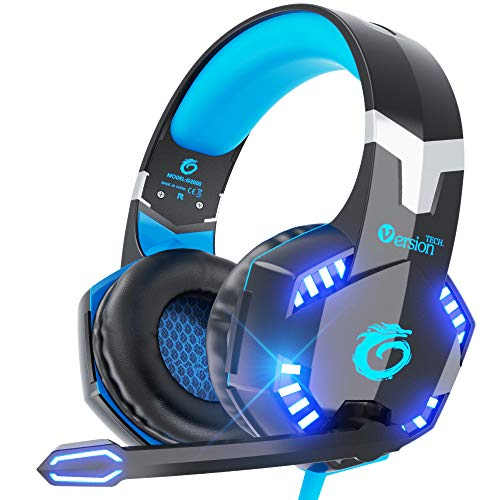 VersionTECH. G2000 Stereo Gaming Headset for PC