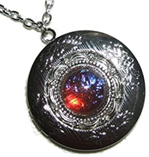 luna lockets locket products stella moon opal star pearl dsc crescent