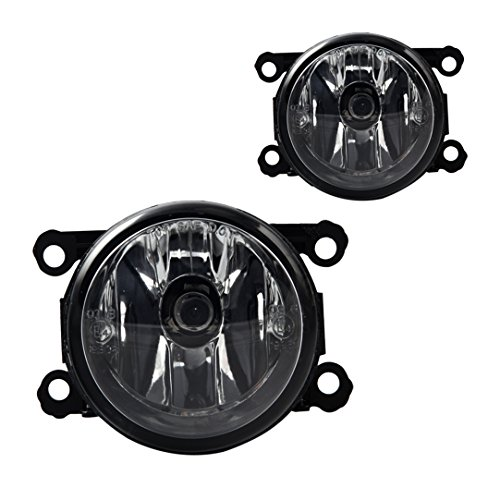Winjet WJ30-0414-09 Clear Lens Fog Light Kit (Subaru Impreza Wiring Kit (Impreza Clear Body)