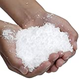 Genmine Instant Snow Artificial Snow Powder Magic Snow DIY Simulation Plastic Snow Perform Prop Party Christmas Decoration Children Kid Gift- 200g of Fake Snow