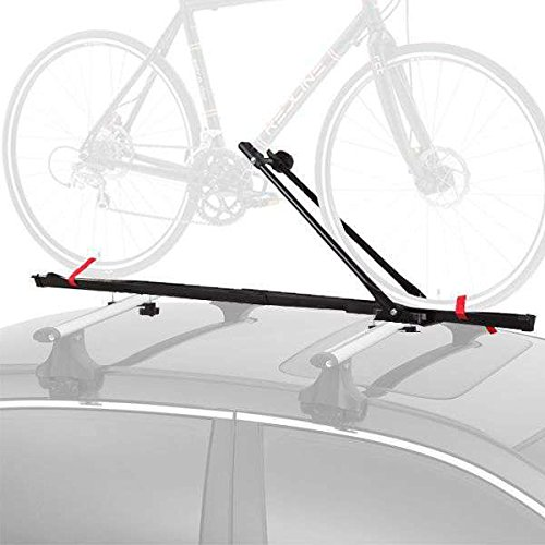 Price comparison product image Cyclingdeal 1 Bike Car Roof Carrier Rack Bicycle Racks With Lock