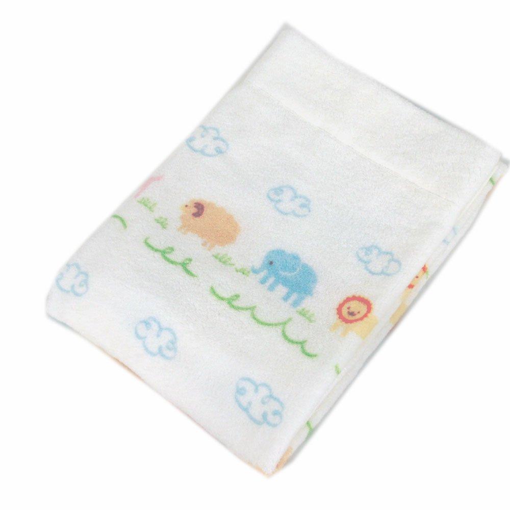 Nishikawa industry Animal Park pattern towel LFY1009460-M LA9200