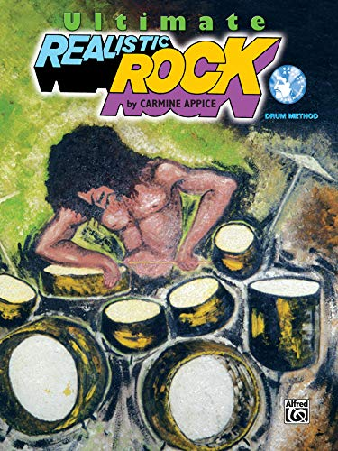 (Ultimate Realistic Rock: Book & 2 CDs)
