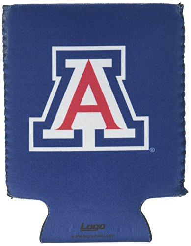 NCAA Arizona Wildcats Flat Drink Coozie
