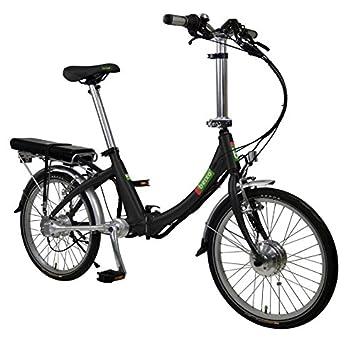 Bicicleta electrica plegable sin cadena