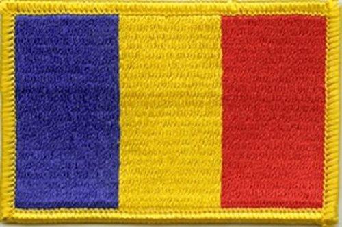 U24toppa Romania applicazione Patch