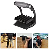 KingSaid General Purpose Panel Carrier Gripper Handy Board Lifter Handle for Plywood or Sheet Goods