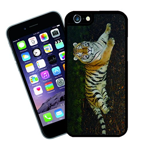 Big Cat 002 Tiger iPhone case - This cover will fit Apple model iPhone 7 (not 7 plus) - By Eclipse Gift Ideas